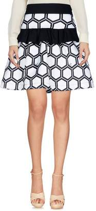 Huit .8! POINT Knee length skirt
