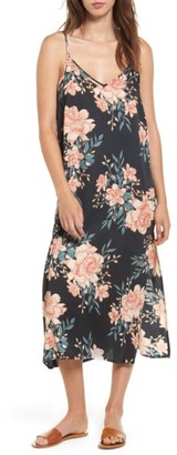 Women's Billabong Dreamy Garden Print Dress $49.95 thestylecure.com