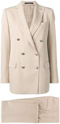 Tagliatore classic double-breasted suit
