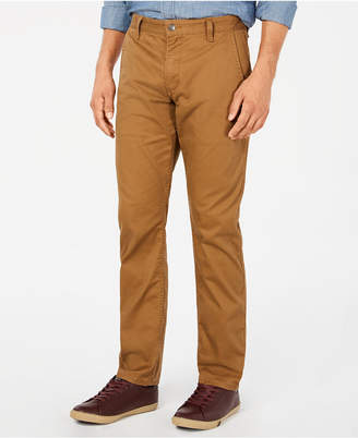 Dockers Slim Tapered Fit Alpha Khaki Stretch Pants
