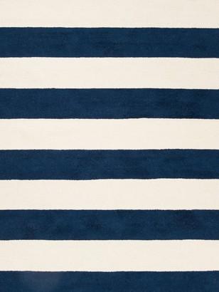 Safavieh Kid's Striped Hand-Tufted Wool Rug