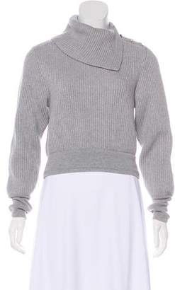 Alaia Wool Knit Sweater