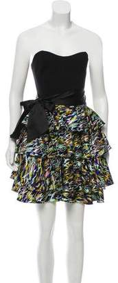 Diane von Furstenberg Alkin Mini Dress
