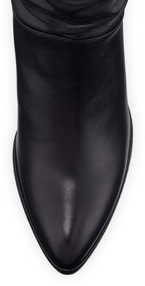 Stuart Weitzman Smashing Leather Knee Boots