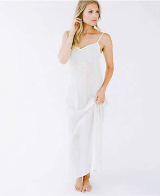 Plum Pretty Sugar Celestial Silk Long Cami Dress