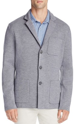 Vince Stretch Wool Cardigan Sweater $395 thestylecure.com