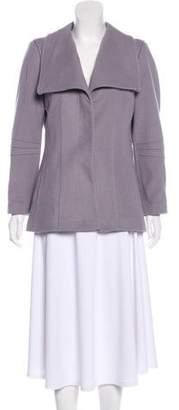Reiss Wool Belted Jacket