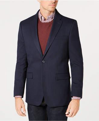 Tommy Hilfiger Men's Modern-Fit Th Flex Stretch Herringbone Sport Coat