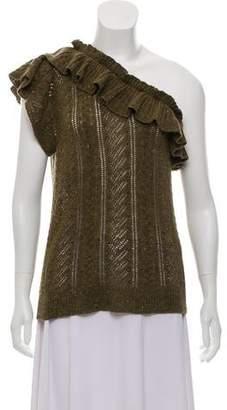 Ulla Johnson Asymmetrical Cashmere Sweater