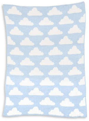 Living Textiles THE Baby Clouds Chenille Blanket
