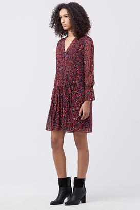 Kourtni Chiffon Dress $468 thestylecure.com