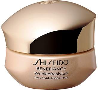 Shiseido Women's Benefiance WrinkleResist24 Intensive Eye Contour Cream