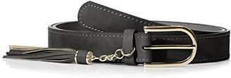 Beautiful Nomad Women's Bohemian Tassel PU Leather Belt