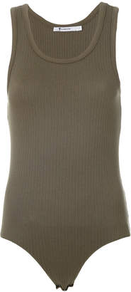 Alexander Wang scoop neck bodysuit