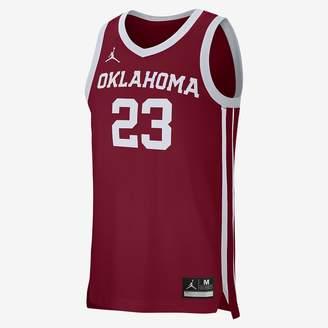 Jordan College Replica (Oklahoma) Men's Basketball Jersey