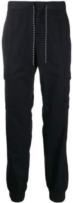 Ermenegildo Zegna cargo track pants