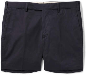 Florian SALLE PRIVÉE Slim-Fit Cotton-Twill Chino Shorts