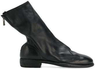 Guidi slouchy high ankle boots