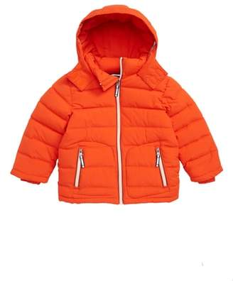 Boden Mini Padded Hooded Jacket