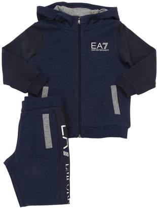 Cotton Sweatshirt Hoodie & Sweatpants
