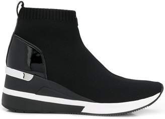 MICHAEL Michael Kors Skyler high-top sneakers db7489a4842d1