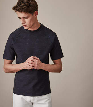 Reiss Golden Short Sleeved Crew