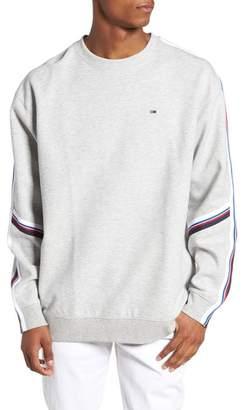 Tommy Jeans Racing Stripe Sweatshirt