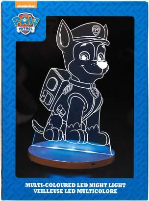 Paw Patrol Chase 3D Night Light