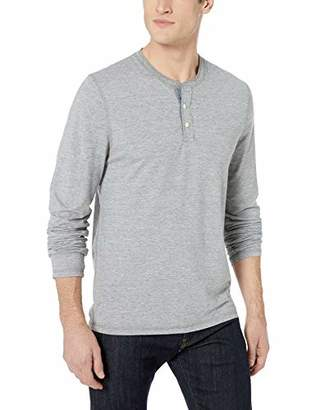 AG Adriano Goldschmied Men's New Clyde Henley