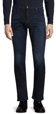 J Brand Kane Straight-Fit Jeans