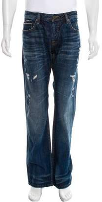 Cult of Individuality Five Pocket Bootcut Jeans