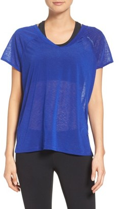 Women's Brooks Ghost Tee $45 thestylecure.com