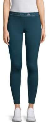 adidas by Stella McCartney Logo Waist Leggings