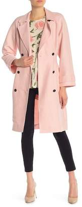 Joie Damonica Trench Coat