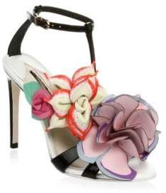Sophia Webster Jumbo Lilico Patent Sandals