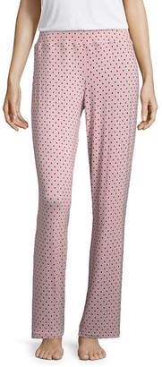 Ambrielle Knit Pajama Pants-Tall