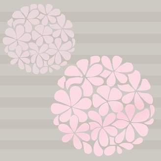 Glenna Jean Sweet Potato by 2 Piece Flower Balls Vinyl Wall Decal