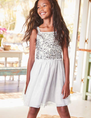 Boden Sparkly Tulle Ballerina Dress