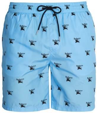 Burberry Archive logo swim shorts