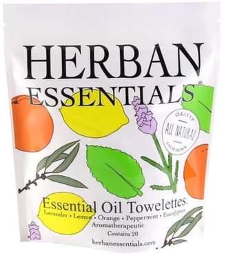 Herban Essentials Herban Essentails Towelettes
