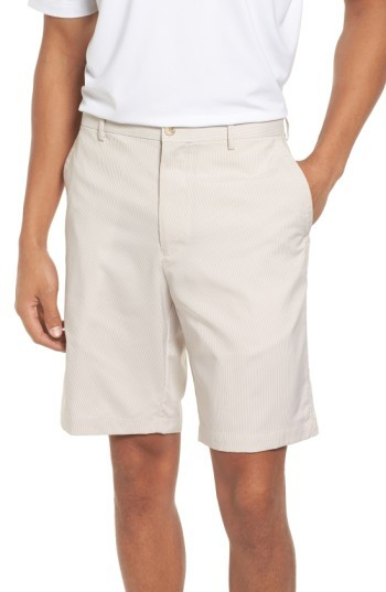 Men's Peter Millar Performance Corduroy Shorts