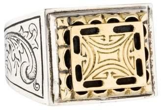 Konstantino Signet Ring