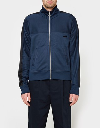Zipped Track Jacket $295 thestylecure.com