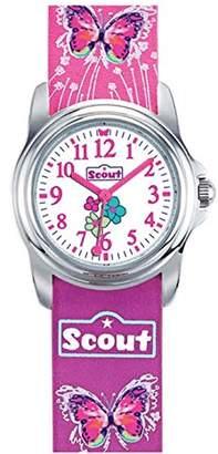 Scout 280301024 Girls Watch Analogue Quartz Faux Leather