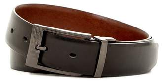 Original Penguin Reversible Zeus Leather Belt