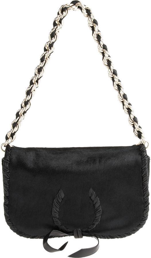 Nina Ricci Pony Bag - Black