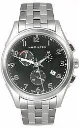 Hamilton Jazzmaster Thinline Chrono 42mm Dial Men's watch #H38612133