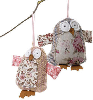 Laura Long Wise Owl