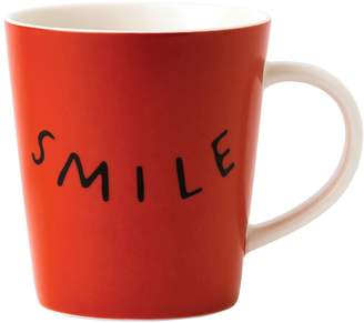 ED Ellen Degeneres by Royal Doulton ED Smile Porcelain Mug
