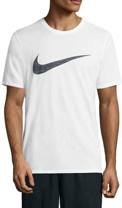 Nike Dri-Fit Swoosh Graphic Tee